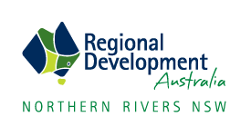 Regional Development Australia - Northern Rivers logo